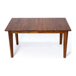 Teak Me Home - Barrymore Dining Table - Solid Reclaimed Teak Wood - 100% Solid Reclaimed Teak Wood