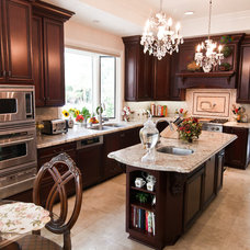 Eclectic Kitchen Islands And Kitchen Carts by Kitchens Etc. of Ventura County