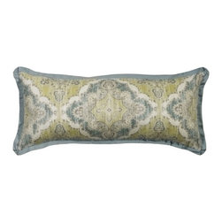 MysticHome - Unity - Large Boudoir Pillow by MysticHome - The Unity, by MysticHome