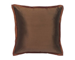 """Mystic Valley - Sienna - 18"""" Pillow by Mystic Home - The Sienna, by Mystic Home"""