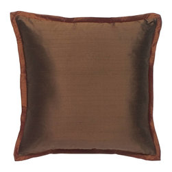 "Mystic Valley - Sienna - 18"" Pillow by Mystic Home - The Sienna, by Mystic Home"