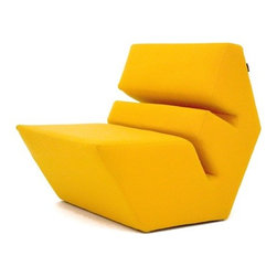 Nolen Niu - Nolen Niu | Evo™ Lounge Chair - Design by Nolen Niu, 2007.