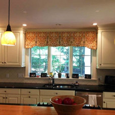Transitional Curtains by Lisa Scheff Designs