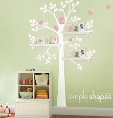 contemporary nursery decor by Etsy