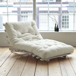 Full Futon Mattress - Add a layer of lofty comfort to a west elm futon frame with our lofty and comfortable foam-and-cotton mattress.