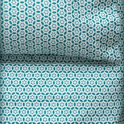 Plover Organic - Circle 'Round Sheet Set - *By Plover Organic