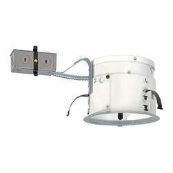 "Juno Lighting - TC2R 6"" Non-IC Remodel Incandescent Housing - 6"" Non-IC Remodel Incandescent Housing"