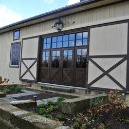 Barn House Renovation -