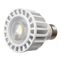 Avalon LED - PAR20 LED 8 Watts, 550-600 Lumen, Dimmable, Warm White 3000k, 40 Degrees - PAR20 LED 8 Watts, 550-600 Lumen, 50,000 Hours, Dimmable. Avalon LED, an LED manufacturer with over ten years experience in the industry. Avalon LED specializes in halogen retrofits and as-well offers top quality LED tube lighting, ceiling fixtures and standard replacements. Once you upgrade to Avalon LED lighting, after a short while you will notice an improved, purer, richer atmosphere. Avalon LED holds UL manufacturer certifications of quality and guarantees all models three years.