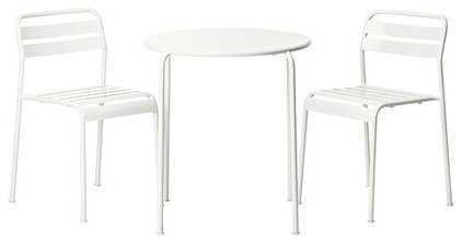 Modern Outdoor Pub And Bistro Sets by IKEA