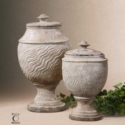 "19295 Vases-Urns-Finials Accessories by uttermost - Get 10% discount on your first order. Coupon code: ""houzz"". Order today."