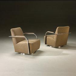 Thayer Coggin - Zac Swivel Chairs from Thayer Coggin - Thayer Coggin Inc.