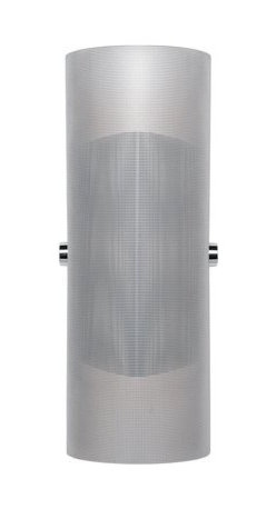 LBL Lighting - LBL Lighting Presidio Wall 26W 277V Tamper-Resistant 1 Light Wall Washer - LBL Lighting Presidio Wall 26W 277V Tamper-Resistant 1 Light Wall WasherAdd a cutting edge futuristic style to any room, hallway, or entry with this stylish 277 volt tamper resistant wall washer featuring a perforated metal shield that creates a beautiful light pattern up and down the wall. The included 26 watt quad tube compact fluorescent lamp creates ample energy-efficient lighting in any location.LBL Lighting Presidio Wall 26W 277V Tamper-Resistant Specifications: