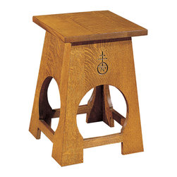 Stickley Roycroft Tabouret 89/91-050 -