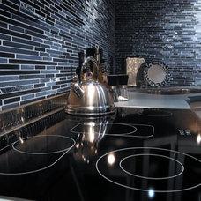 Modern Tile by American Tile and Stone/Backsplashtogo.com