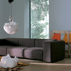 Frank Triple Sofa by B&T Design - Features: