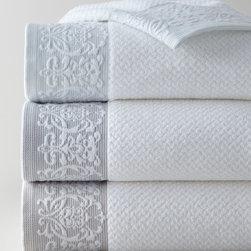 Kassatex Valencia Towels -