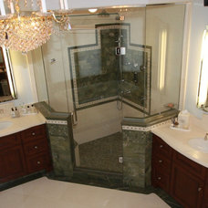 Contemporary Bathroom by Architectural Justice