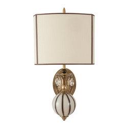 Harlequin Light - Harlequin Wallflower #4 - Crisp, clean and classically beautiful.