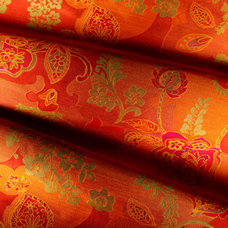 Asian Upholstery Fabric by FabricSeen