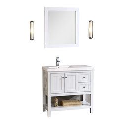 Shop Bathroom Vanity 36 Inch Bathroom Vanities On Houzz