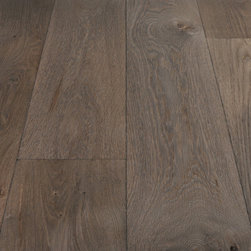 EUROPEAN OAK FLOORS - Custom Finished European Oak
