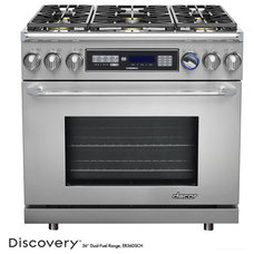 Gas Ranges And Electric Ranges by Oakville Kitchen and Bath Centre