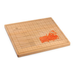 The OCD Cutting Board