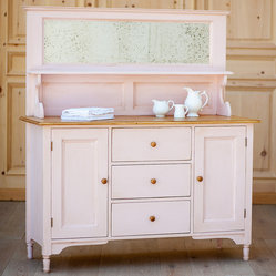 Cottage Cabinet - Cottage Cabinet has lots of charm and character featuring a beveled edge ...