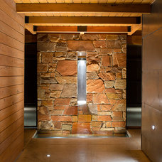 Modern Indoor Fountains by Progressive Solutions / Renaissance Bronze Windows