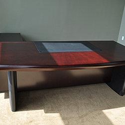 Texas JESSE Professional Executive Desk -