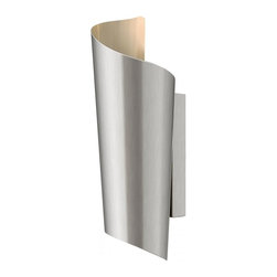 Hinkley - Hinkley Surf Two Light Stainless Steel Outdoor Wall Light - 2350SS - This Two Light Outdoor Wall Light is part of the Surf Collection and has a Stainless Steel Finish. It is Outdoor Capable.