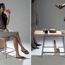 Coffee Tables by Aïssa Logerot