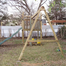 Kids Playsets And Swing Sets by Totally Legit Construction