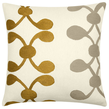 Contemporary Decorative Pillows by Judy Ross Textiles
