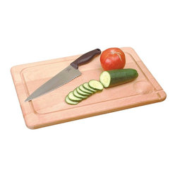 "Renovators Supply - Cutting Boards Hardwood Cutting Board 16 1/2 x 10 3/4 '' - Cutting board makes sink-side chores easier.  16 1/2"" x 10 3/4"" x 1"" thick."