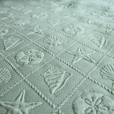 Beach Style Upholstery Fabric by Brick House Fabrics