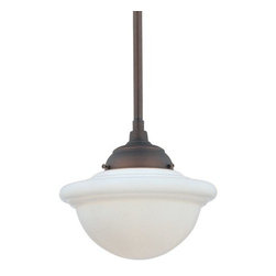 Millennium Lighting - Millennium Lighting 5351 Neo-Industrial 1 Light Mini Pendant - Features: