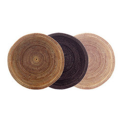 Brilliant Imports - Set of 3 Peanut Bowls - These sturdy little ate (pronounced 'ah-tuh') bowls are used in Bali to serve peanuts. What will you use them for?  In sand, coffee and black.