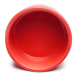 EGS - Spring Coral Urban Naturals 4 oz. 3 1/4 Dia x 1 3/8 H Ramekin - Case of 12 - DescriptionsEarthen colors meet city chic in this trendsetting dinner ware collection. Urban Naturals palette will make mouths water almost as much as the cuisine you present on it