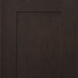 "Forevermark - Black Pepper Shaker 27""x30"" Kitchen Cabinets, 18""x30"" - Add a modern yet timeless ..."