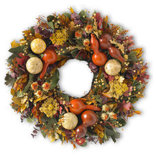 Traditional Wreaths And Garlands by L.L. Bean