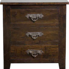 Eclectic Nightstands And Bedside Tables by Zin Home
