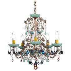 Eclectic Chandeliers by Lamps Plus