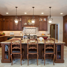 Kitchen Designs by Ken Kelly - Wood Mode Bentwood Custom Kitchens Long Island Na