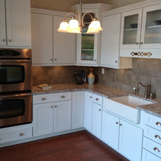 Traditional Kitchen Cabinetry by ACProducts, inc.