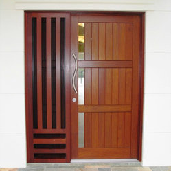 contemporary front doors find pivot double wood metal and glass entry door designs online. Black Bedroom Furniture Sets. Home Design Ideas