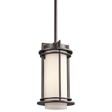 Contemporary Outdoor Lighting by Arcadian Home & Lighting