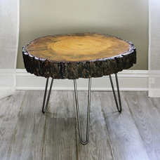 eclectic side tables and accent tables by Krrb