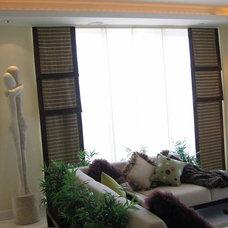 Curtains by CREATIVE DESIGN TEAM-Marya Flurnoy